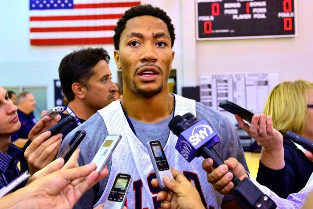 Derrick Rose Injury: Updates on Bulls Star's Recovery from Knee Surgery