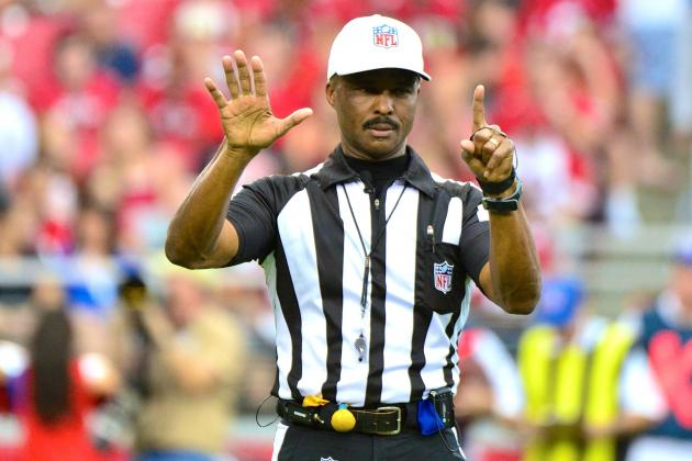 Former NFL Referee Mike Carey Avoided Officiating Redskins Games over Nickname