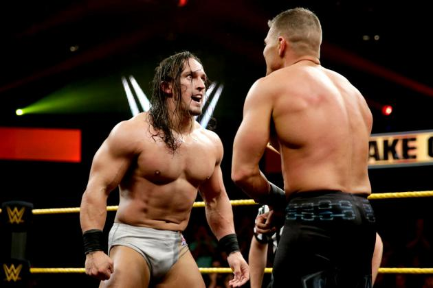 Adrian Neville Will Be Next Great WWE High-Flyer