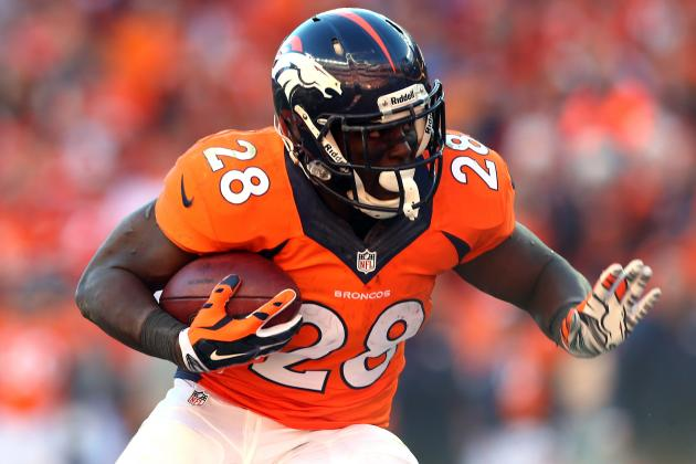 Montee Ball Will Secure Spot as Top-10 Fantasy RB During 2014 Season