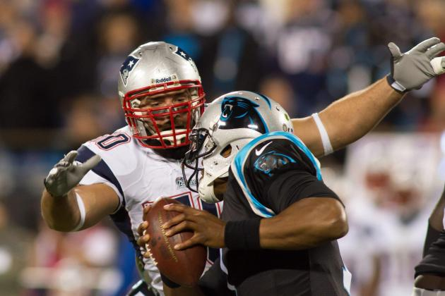 Cam Newton a Good Litmus Test for Patriots 2014 Season