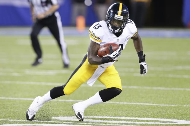 Dri Archer's Fantasy Outlook After Le'Veon Bell, LeGarrette Blount Arrests