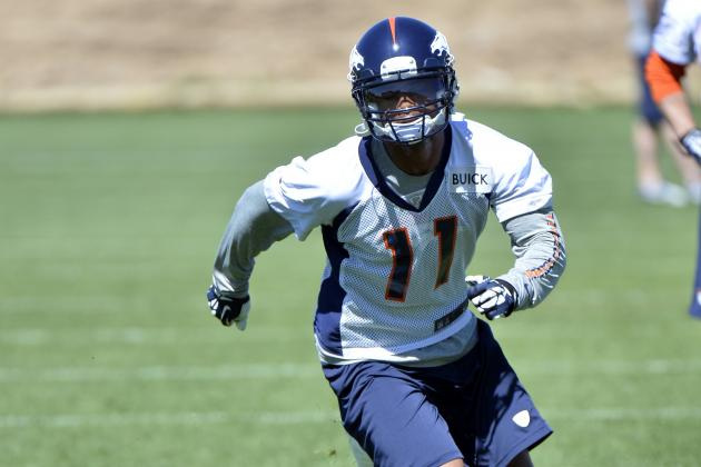 Jordan Norwood Injury: Updates on Broncos WR's Recovery from ACL Surgery