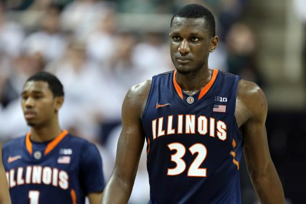 Illinois Basketball: What Nnanna Egwu Must Do to Meet Expectations as a Senior