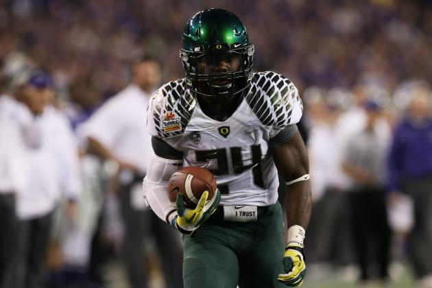 What Should Philadelphia Eagles Fans Expect from Kenjon Barner in 2014?