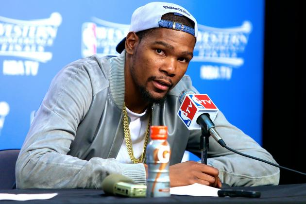 Latest on Kevin Durant, Nike and Under Armour