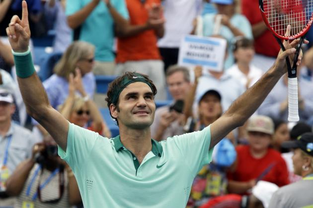US Open Tennis 2014 Predictions: Projections for Top Men's Stars