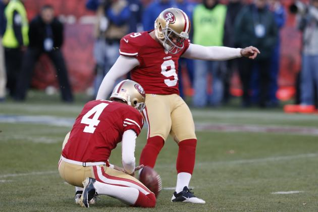 San Francisco 49ers: Should You Worry over Phil Dawson's Missed Field Goals?