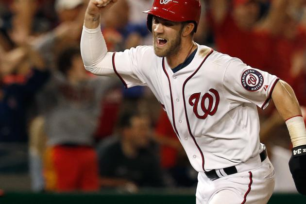 Nats' Win Streak Hits 9 on Another Walk-off