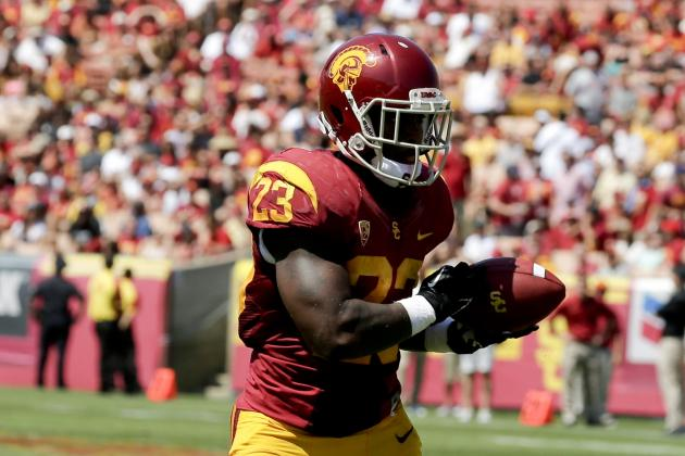 Tre Madden Injury: Updates on USC RB's Toe and Return