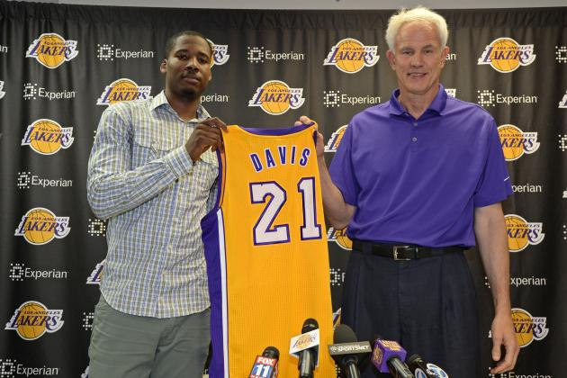 Surprising Name Who Will Make a Big Impact for LA Lakers in 2014-15