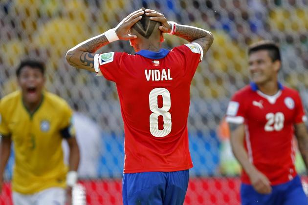 Manchester United Transfer News: Arturo Vidal Deal Off the Table, Claim Juventus