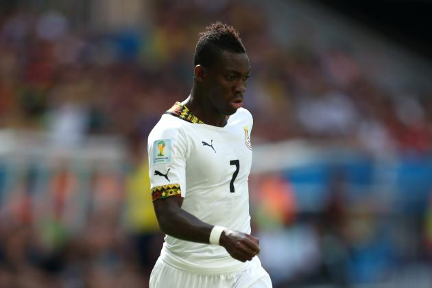 Predicting Christian Atsu's Role at Everton This Season