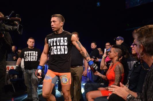 War Machine to Be Extradited to Nevada for Alleged Christy Mack Assault