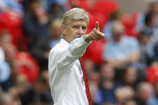Everton vs. Arsenal: Arsene Wenger on Transfers, Louis van Gaal, More at Presser