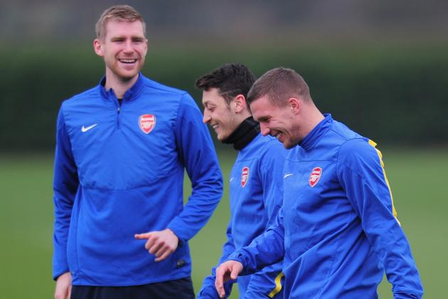 Arsenal's World Cup Winners Make Timely Return