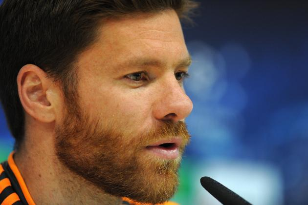 Why Real Madrid Must Fend off Reported Man Utd Transfer Move for Xabi Alonso