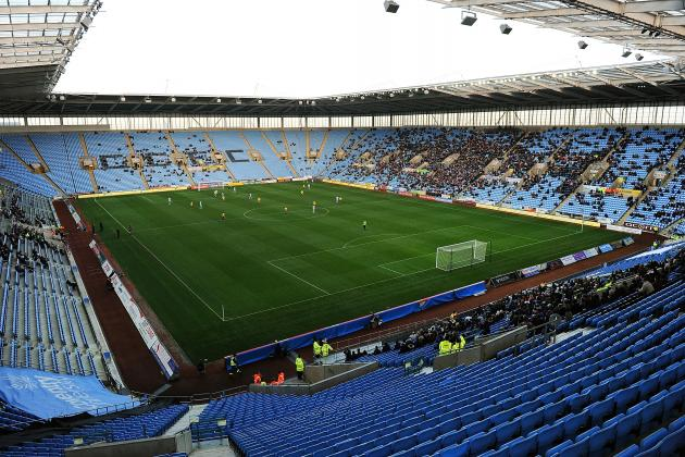 Coventry City Agree Deal to Return to the Ricoh Arena