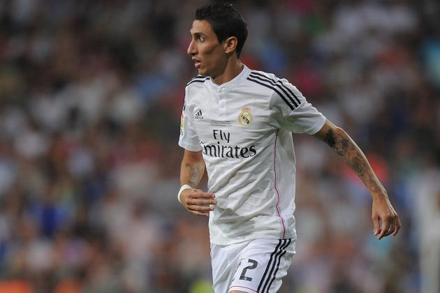 Real Madrid Transfer News: Angel Di Maria and Sami Khedira Reject New Contracts