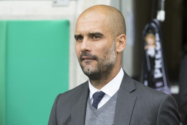 Bayern Munich vs Wolfsburg: How Pep Guardiola's Side Will Line Up