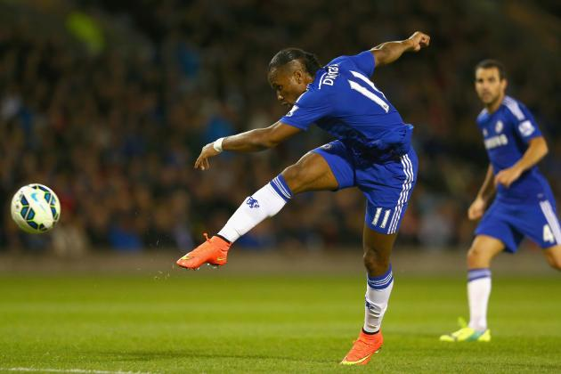 Can Didier Drogba Be the 2nd Striker That Chelsea Need This Season?