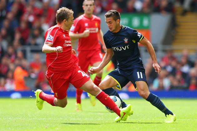 Has Lucas Leiva Played His Last Premier League Game for Liverpool?