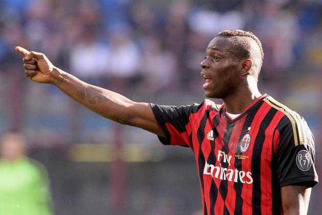 Mario Balotelli Transfer to Liverpool a Relief and Disappointment for AC Milan