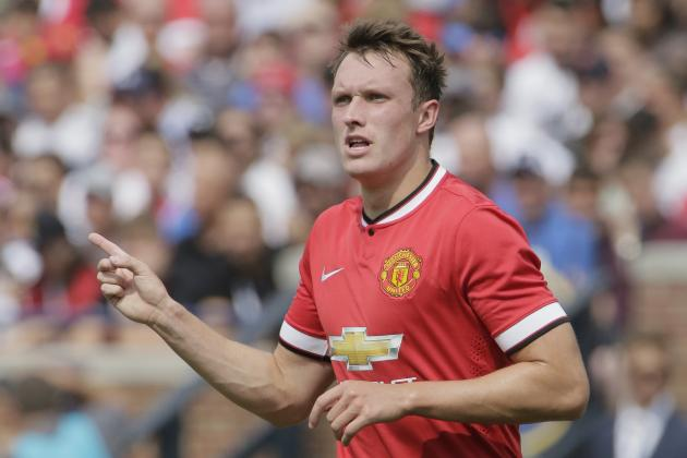Phil Jones Contract: Latest News, Rumours on Negotiations with Manchester United