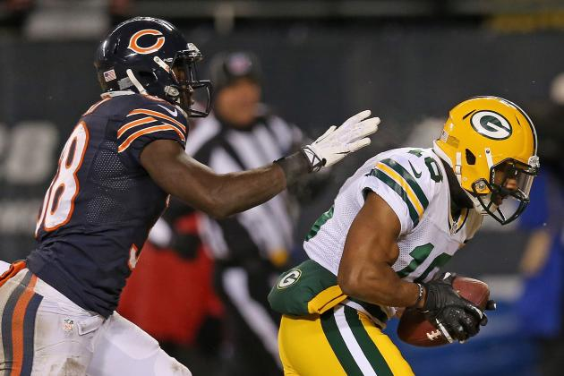 NFC North Has Potential for Plenty of Points