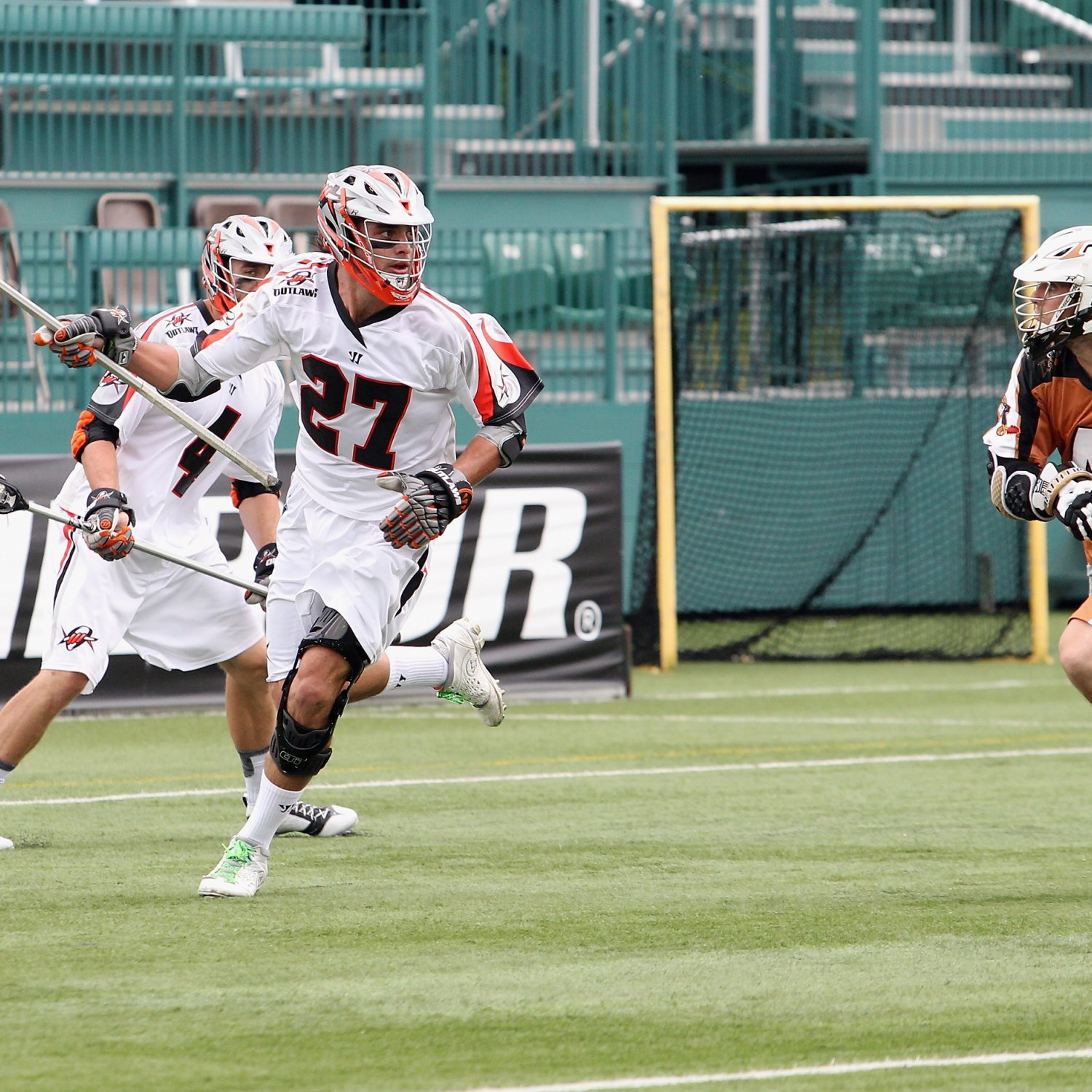MLL Championship 2014: Date, Start Time And Outlaws Vs