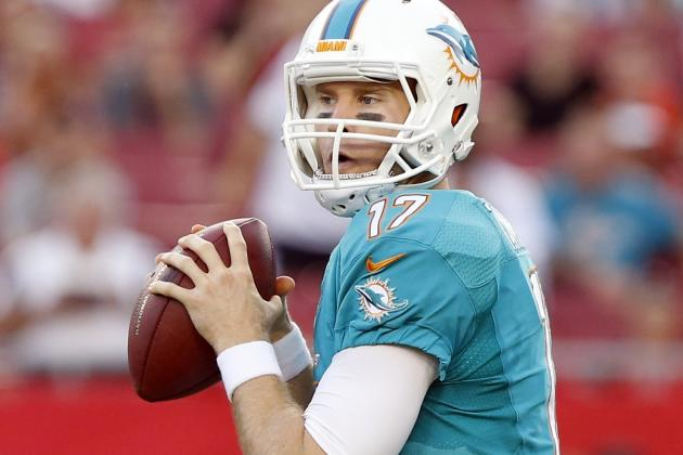Ryan Tannehill Excited for Dress Rehearsal