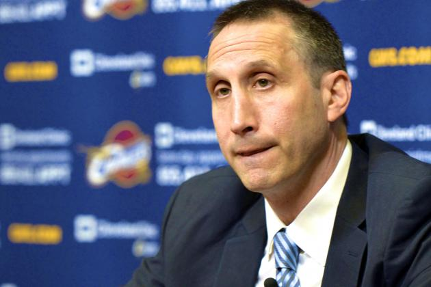 Championship Clock Unexpectedly Ticking for 1st-Year Cavaliers Coach David Blatt