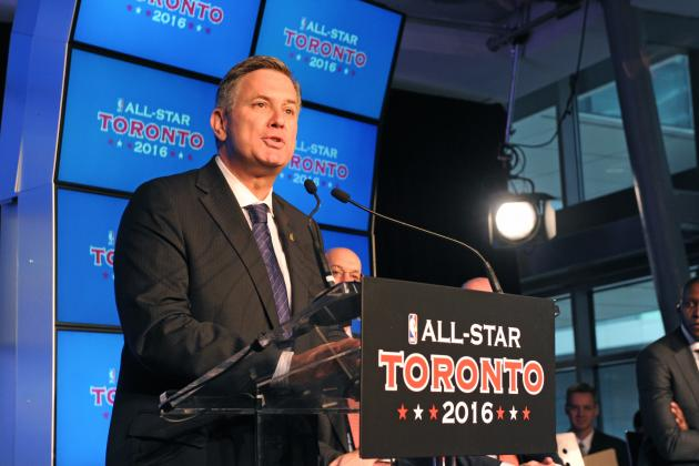 President and CEO Leiweke Leaving MLSE