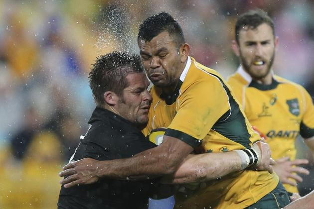 Rugby Championship 2014: Complete Predictions, Live Stream for Upcoming Fixtures