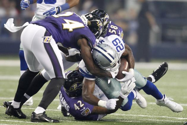 Expectations Still High for Ravens Defense