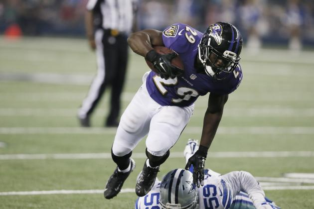 Ravens Emphasizing Cutting Down Fumbles