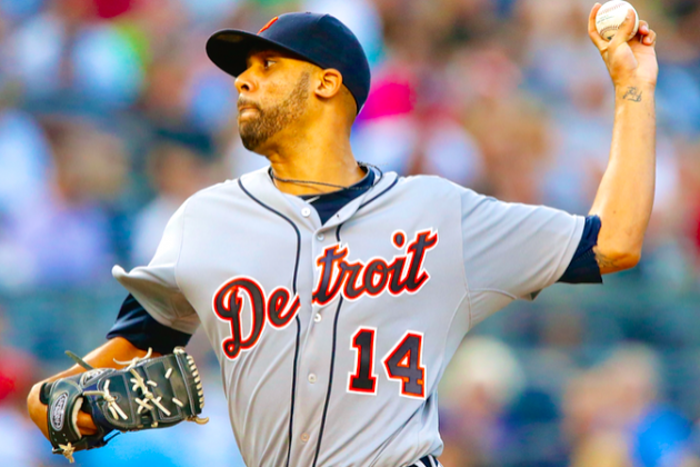 David Price Must Be the Ace in Detroit Tigers' Playoff Chances