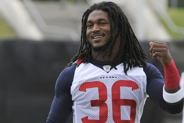 Texans Safety D.J. Swearinger Takes Broncos to Swagger School