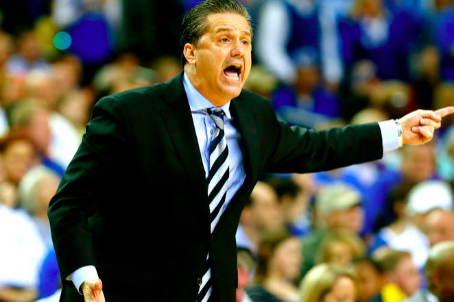 John Calipari Calls into Mike Francesa's Show to Defend His Coaching Abilities