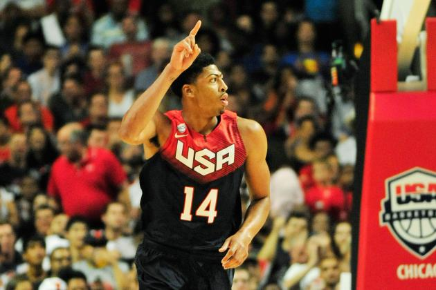 FIBA World Cup Schedule 2014: Event Dates and Team USA Breakdown