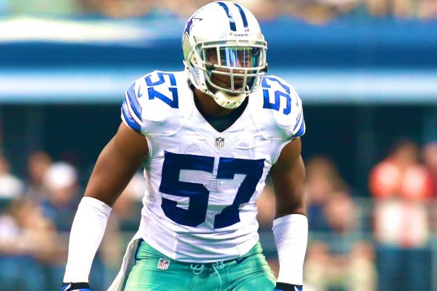 Dallas Cowboys LB DeVonte Holloman Forced to Retire Due to Neck Injury