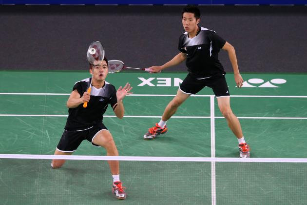 2014 BWF World Championships: Draw, Dates, Full Schedule and Teams