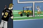 The Lighter Side of NFL Training Camp