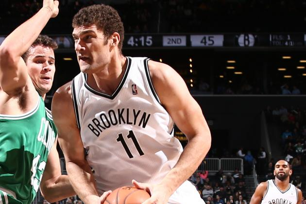 Brook Lopez Says He Lost 15 Pounds
