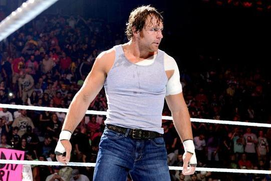 WWE Officials Don't Think Dean Ambrose Is Ready for the Main Event