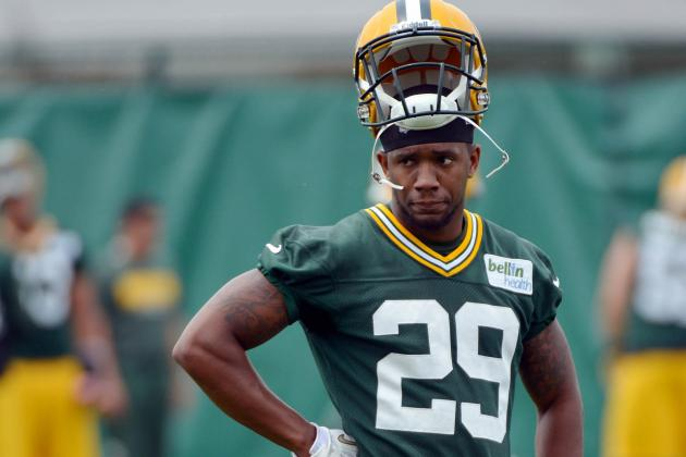 Packers Camp Report: Day 18