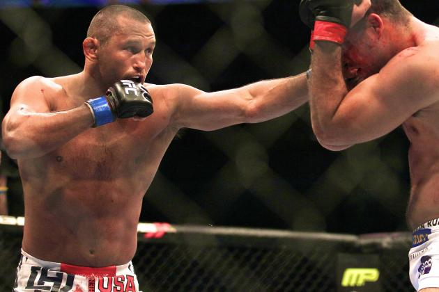 Dan Henderson vs. Wanderlei Silva: The Very Best Novelty Fight the UFC Can Make
