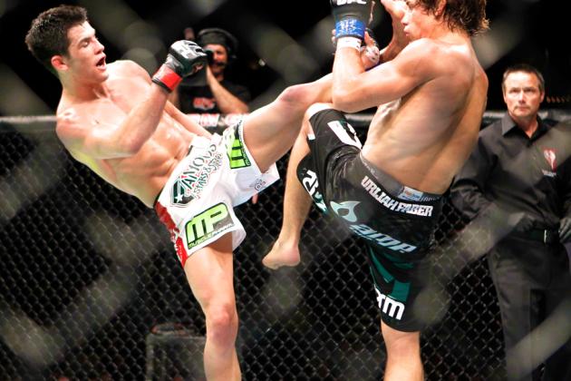 Former UFC Champ Dominick Cruz Return Bout Downgraded to UFC 178 Prelims