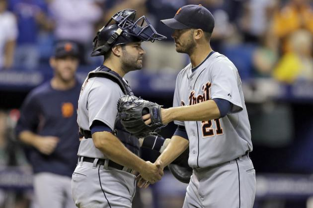 Tigers' Rick Porcello Becomes 4th Active Pitcher with 75 Wins Before Age of 26