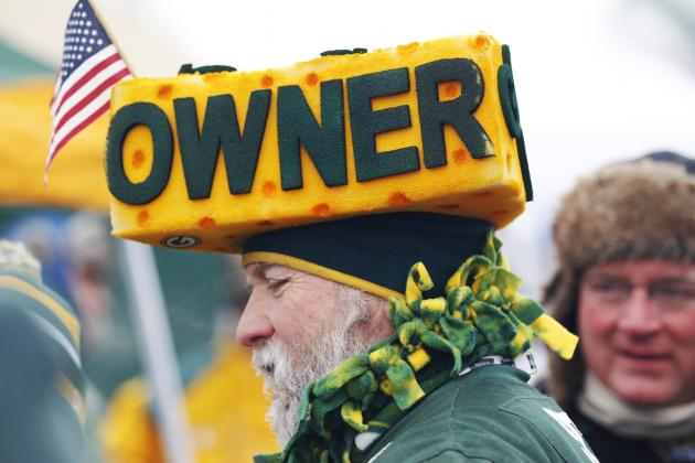 Packers Fans Declared NFL's Best by Forbes